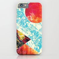 iPhone & iPod Case featuring Life Round Here by Joshua Boydston