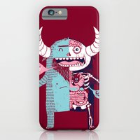 All Monsters Are The Sam… iPhone 6 Slim Case