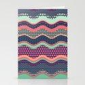 Patternwork XII Stationery Cards