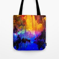 CASTLES IN THE MIST Magi… Tote Bag