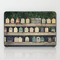 Mailboxes iPad Case