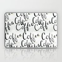 COFFEE COFFEE COFFEE Laptop & iPad Skin