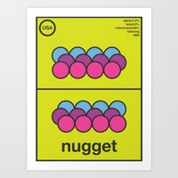 Art Print featuring nugget single hop by committee on opprobriations