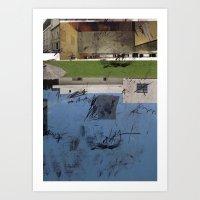 ATLANTE (No.3) Art Print