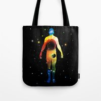 The Universe is in Us Tote Bag