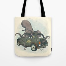 Beastie of the Deep Tote Bag