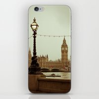 The Old Clock iPhone & iPod Skin