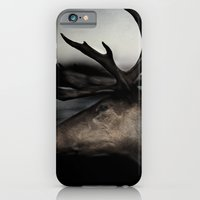 iPhone & iPod Case featuring Tom Feiler Caribou by Tom Feiler