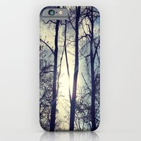 iPhone & iPod Case featuring Your light will shine in the darkness by Allison corn