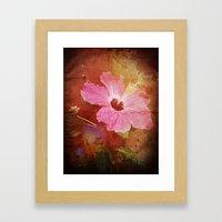 Flower 1 Framed Art Print