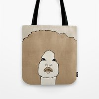 Female Two Tote Bag