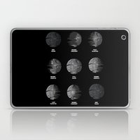 The Death Star Moon phase. Laptop & iPad Skin