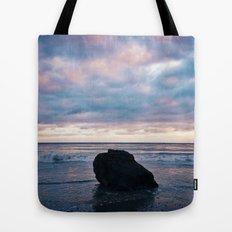 Sunset at El Pescador Beach Tote Bag