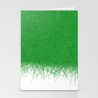 Greener Grass Stationery Cards