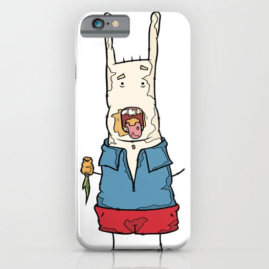 carrot (no bubble) iPhone & iPod Case