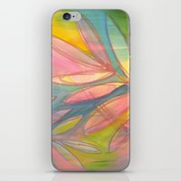 Happy Ferns iPhone & iPod Skin