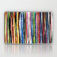 fancy stripes 1 Laptop & iPad Skin