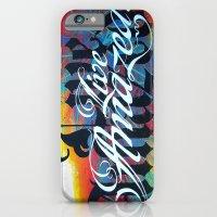 Live Amazed! iPhone 6 Slim Case