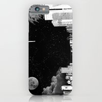 The City At Night.. iPhone 6 Slim Case