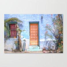 Barrio Viejo  Canvas Print
