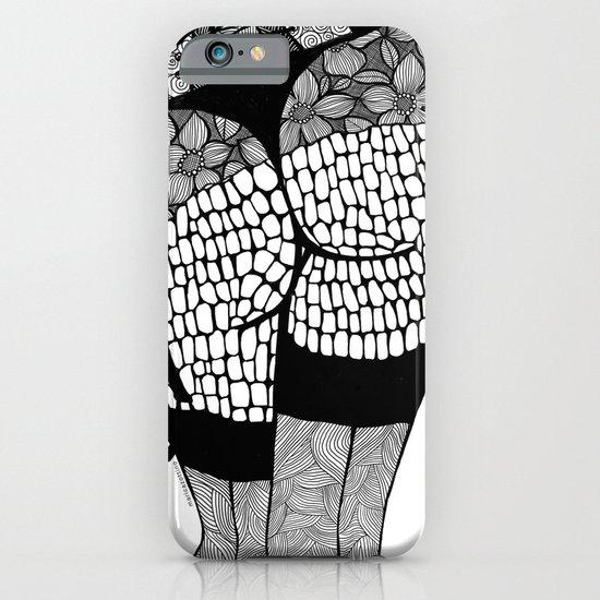 La femme 03 iPhone & iPod Case