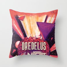 Expansion Volume II Poster Throw Pillow