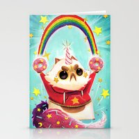 Donut Power! Stationery Cards