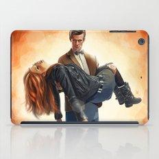 Asylum of the daleks - Doctor Who iPad Case