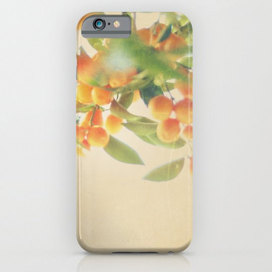 Aren't You A Little Orange iPhone & iPod Case