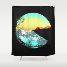 Pac Camp Shower Curtain