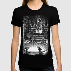 The High Priest Womens Fitted Tee Black SMALL