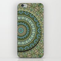 Medallion iPhone & iPod Skin