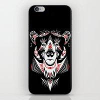 American Indian bear iPhone & iPod Skin