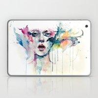 learn to bloom Laptop & iPad Skin