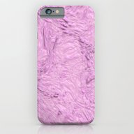 iPhone & iPod Case featuring Very Thick Painted, Pink by MehrFarbeimLeben