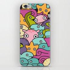 Seafood iPhone & iPod Skin