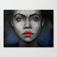 Hidden nature 2 Canvas Print