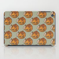 Trick Or Treat? - Patter… iPad Case