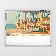 Seaside Carousel Laptop & iPad Skin