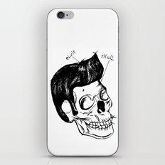 Elvis Skull iPhone & iPod Skin