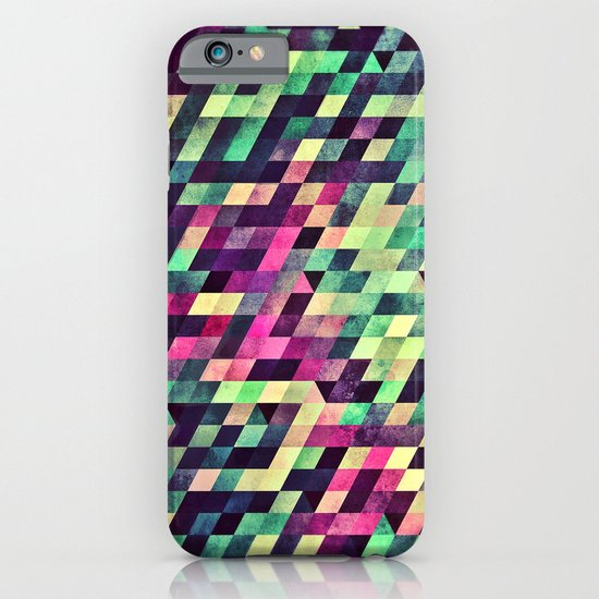 xquyzytt lyss iPhone & iPod Case