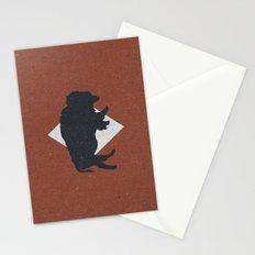 Bison & Blue Stationery Cards