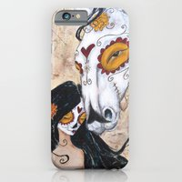 en el valle de sombra de muerte iPhone 6 Slim Case