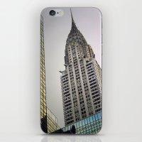 Chrysler iPhone & iPod Skin