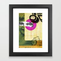 Play Hide And Seek With … Framed Art Print