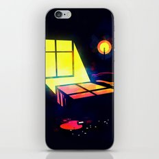 Found myself screaming in hotel rooms iPhone & iPod Skin