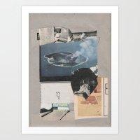 L-short Art Print