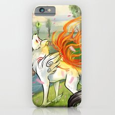 Okami Amaterasu iPhone 6 Slim Case