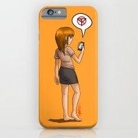 No Signal iPhone 6 Slim Case