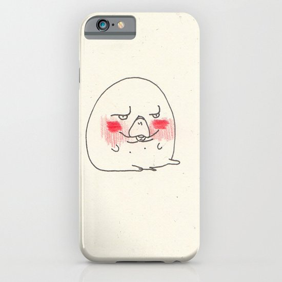 Disapproval Manatee iPhone & iPod Case